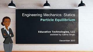 ST02: Particle Equilibrium (2D)