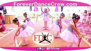 WEDDING JAKARTA KIDS BALLET DANCE WEDDING PARTY INDONESIA