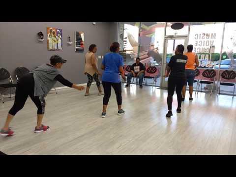 San Antonio Soul Line Dancing