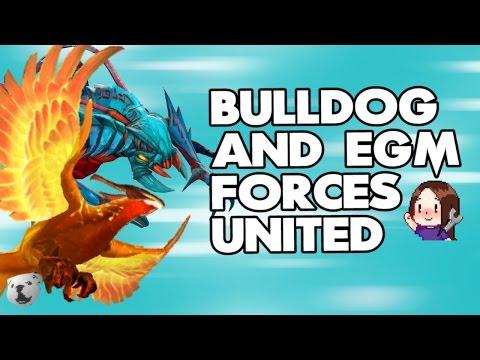 Bulldog And EGM - Forces United
