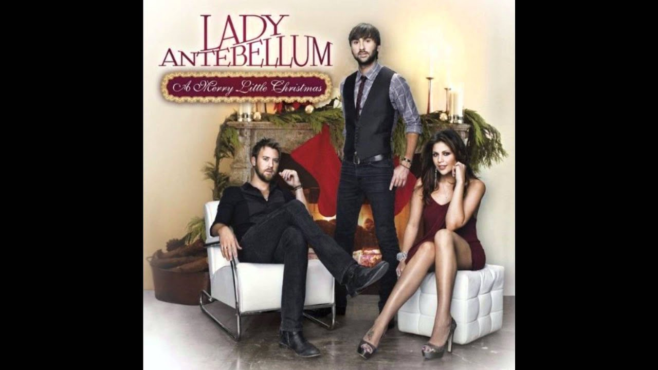 lady antebellum blue christmas youtube
