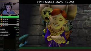 Majora's Mask 3D 100% Speedrun in 5:30:53 [World Record]
