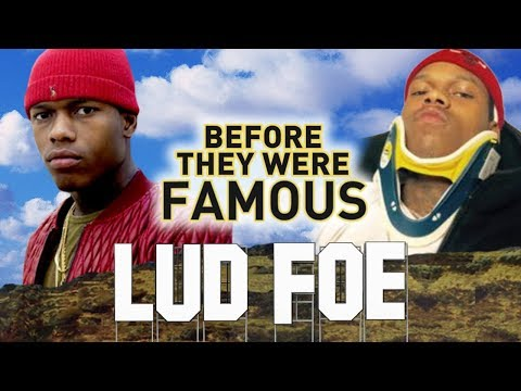 LUD FOE - Before They Were Famous - Car Accident