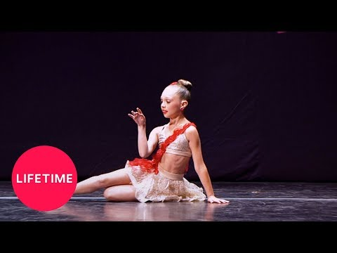 "Dance Moms: Maddie's Lyrical Solo - ""Piece of My Heart"" (Season 2) | Lifetime"