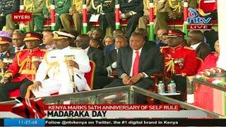 Kenya celebrates Madaraka Day in Nyeri