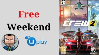 Free Weekend - The Crew 2