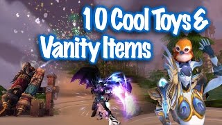 Jessiehealz - 10 Cool Toys & Vanity Items #1 (World of Warcraft)
