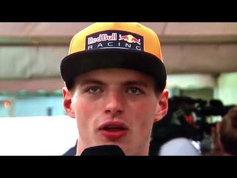 Max Verstappen post race reaction F1 2017 Malaysia GP