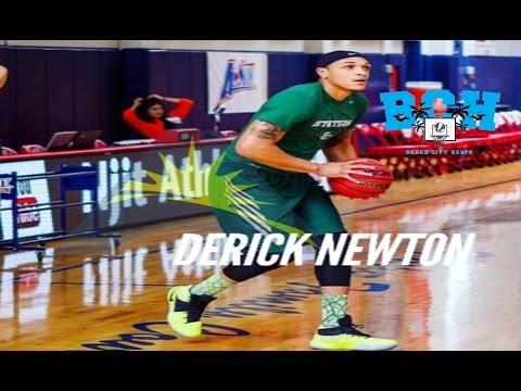 BEACH CITY PLAYER MIX: DERICK NEWTON