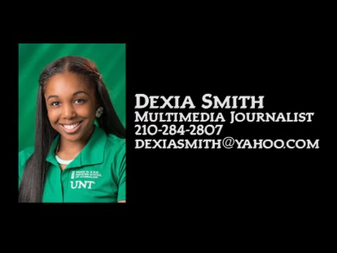 Dexia Smith - Multimedia Journalist Demo Reel 2015