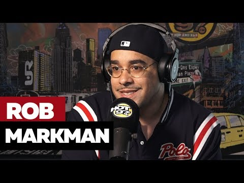 Rob Markman Drops Bars + Explains His Transition To Becoming An Artist
