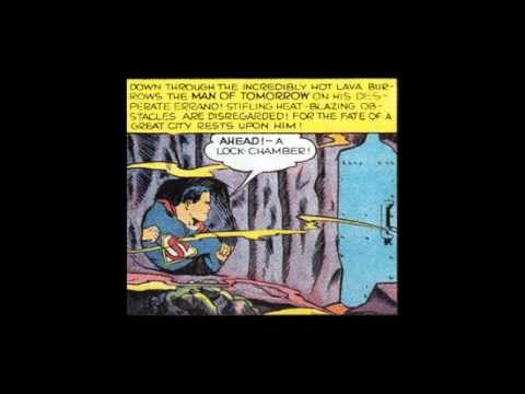 The Man of Tomorrow--Yesterday! Pt 5: A Job for Superman