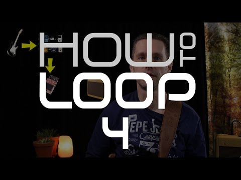 Loop Station Tutorial - HowToLoop #4: Multiple Sounds with Boss RC-3