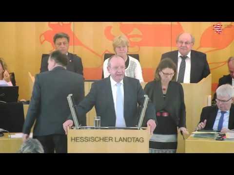 Mindestlohn, Leiharbeit und Werkverträge - 20.04.2016 - 70. Plenarsitzung