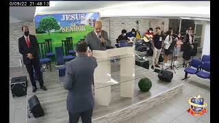 culto do milagre IADMT Quarteira 22/09/ 2020