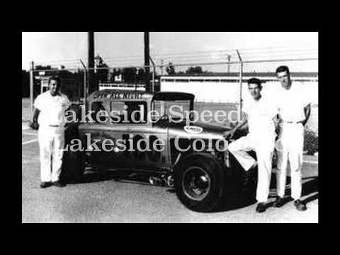 Colorado History Lakeside Speedway / Amusement Park
