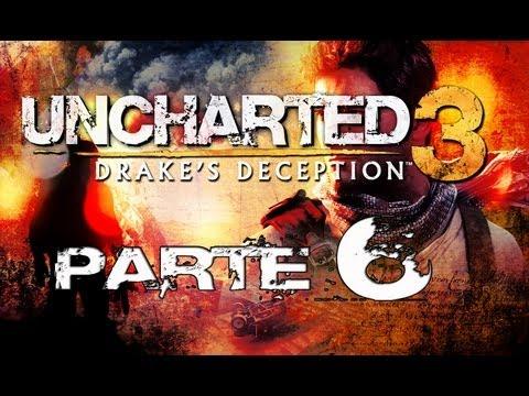 """Uncharted 3: La traición de Drake - Modo Historia en 2.0 - Capítulo 5 - """"Metro de Londres"""""""