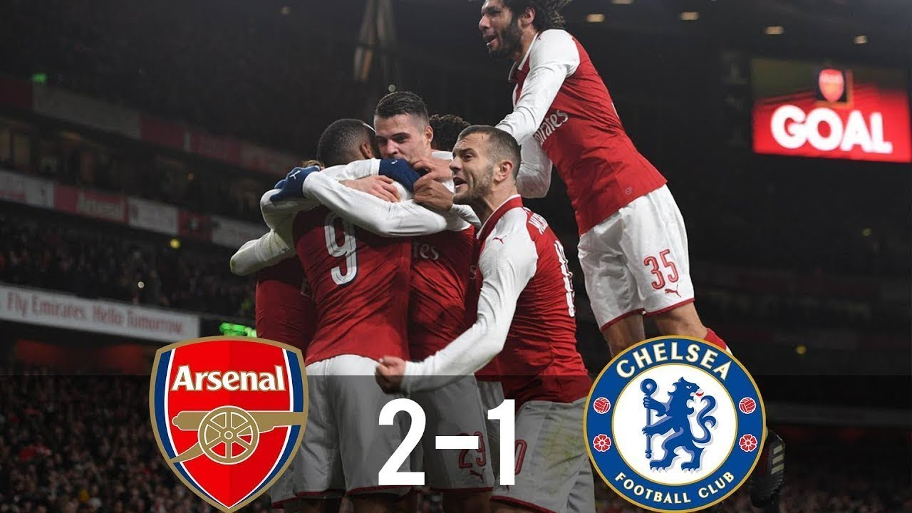 Download Arsenal 2-1 Chelsea●  All Goals & Highlights 24/01/2018 HD