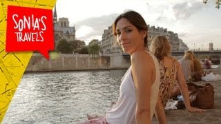 Travel Paris: Seine River - Food, Feet and Romance