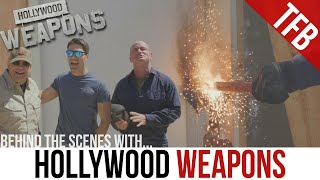 Hollywood Weapons: Behind the Scenes of a True Gun TV Show