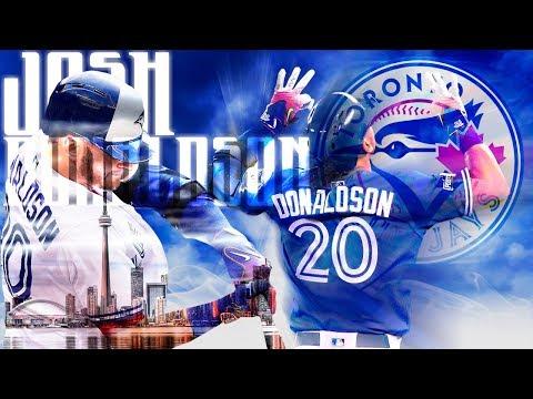 Josh Donaldson | 2017 Blue Jays Highlights ᴴᴰ