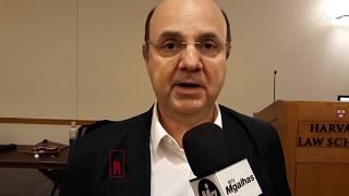 Ricardo Tosto | Mercado e novos advogados | Brazil Legal Symposium at Harvard Law School 2019