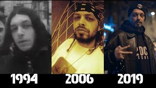 Evolutia lui Ombladon [1994-2019]