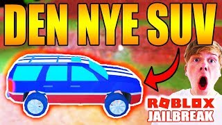 JAILBREAK-COMPRA EL NUEVO SUV SUPERCAR-NEW UPDATE-ENGLISH ROBLOX-[#27]