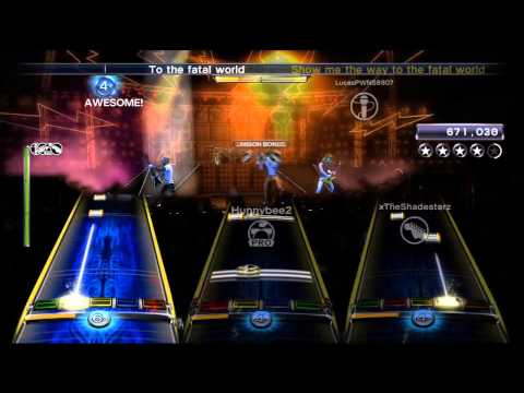 Show Me The Way - Black Tide - Full Band FC w/ Pro Drums (HD)