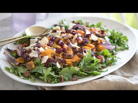 How To Make A Roasted Vegetable Salad