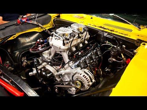 REPLAY: RoadKill Live! Day 2 - Crusher Camaro Engine Swap at PRI