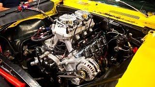 REPLAY: RoadKill Live! Day 2 – Crusher Camaro Engine Swap at PRI