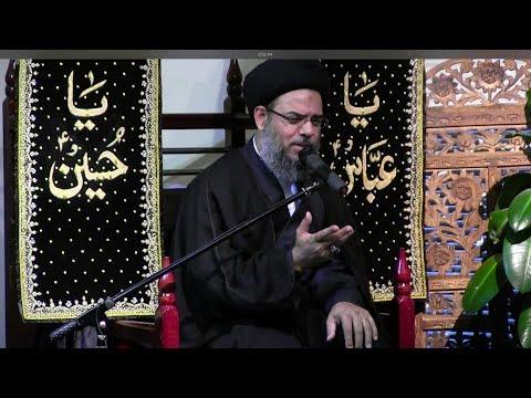 2017 Majlis 1 Imam Ali (as) | Ayatollah Syed Aqeel ul Gharavi | 18th Ramadhan