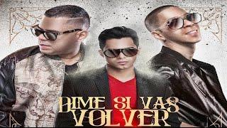 Baby Rasta y Gringo Feat Ken-Y   Dime Si Vas a Volver Remix