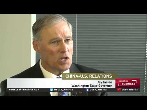 Gov. Jay Inslee on US-China relations
