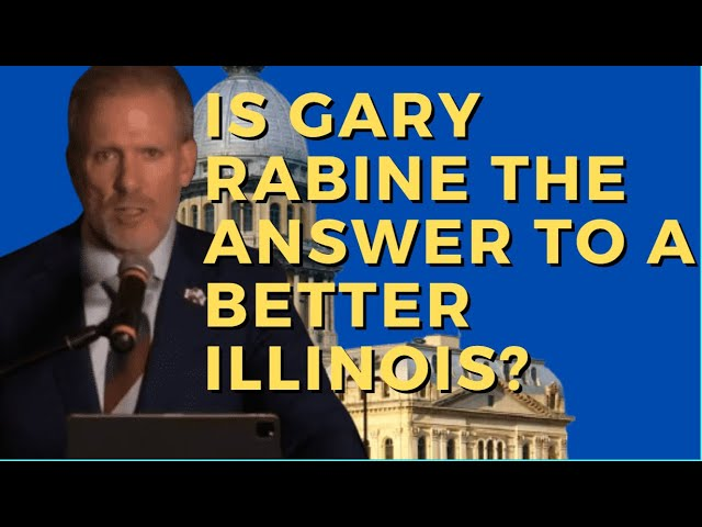 Gary Rabine (R) Announces for Governor on Property Tax Cuts and Jobs Creation.