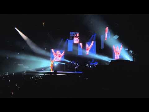 Rihanna - What Now, Diamonds World Tour, Prudential Center, Newark, NJ 4/28/13