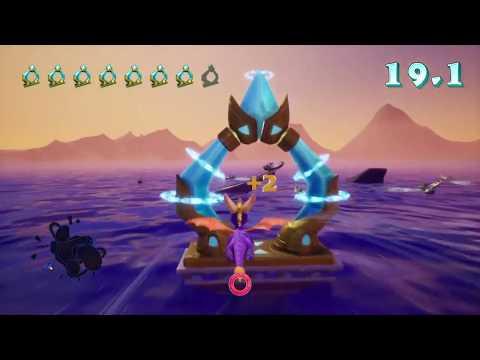 Spyro Reignited Trilogy - Spyro 2 - Ocean Speedway