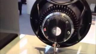 Eighteen Sound 12NCX750H Coaxial speaker