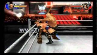 WWE all stars wii gameplay