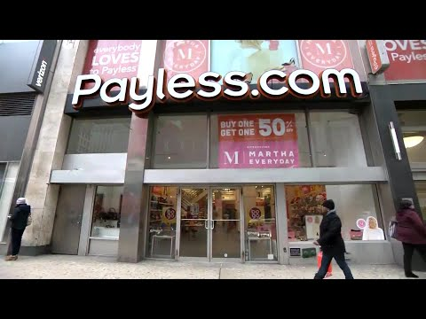 Payless starts liquidation after bankruptcy declaration