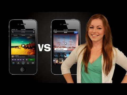 Viddy vs Socialcam Standoff! The Instagram of Video?