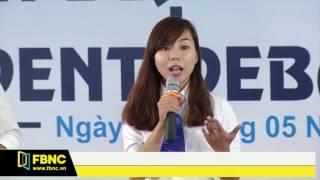 FBNC - Cuộc thi sinh viên biện luận 2017 - Đại học công nghệ Sài Gòn - Tập 1 (Phần 2)