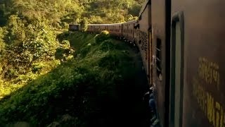 100 years old: LUMDING - BADARPUR MG Hill Railway Line, NFR / Assam