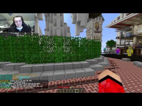 Norsk Minecraft - Survival Games | Stream Serie - Vi Fortsetter å øver!