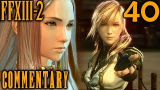Final Fantasy XIII-2 Walkthrough Part 40 - Serah