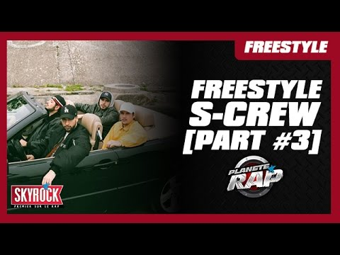 S-Crew - Freestyle #DestinsLiés [Part #3] #PlanèteRap