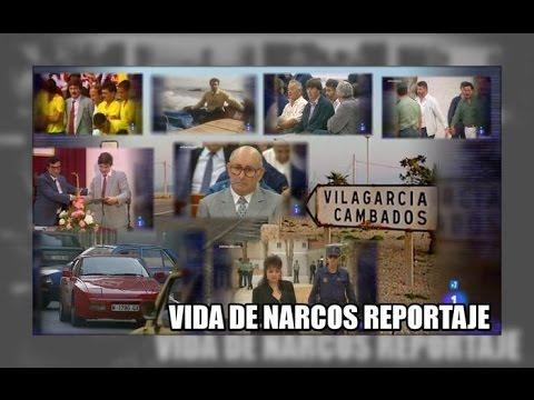 Vida de narcos, reportaje narcotrafico en los 80 y 90 - Aduanas (SVA)