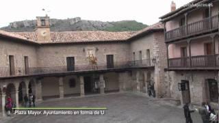Paseando por el casco histórico de Albarracín