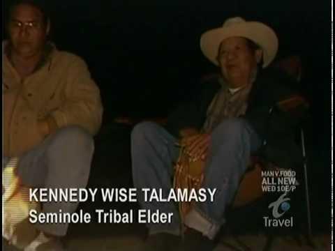 "Native Americans Talk About Bigfoot On ""Bigfootville"""